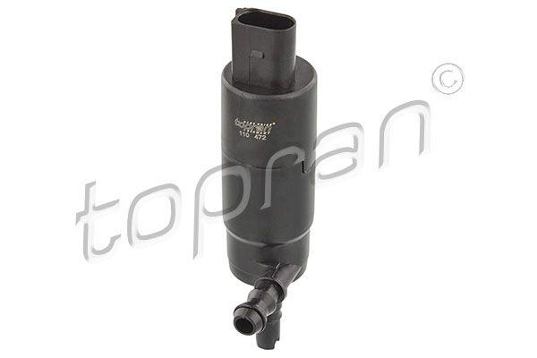 TOPRAN 110 472 Ūdenssūknis, Lukturu tīrīšanas sistēma