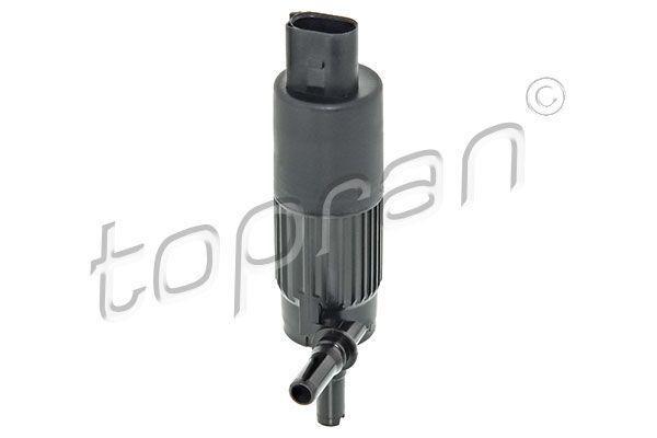 TOPRAN 502 866 Ūdenssūknis, Lukturu tīrīšanas sistēma